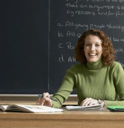 Lehrer bei Dienstunfähigkeit