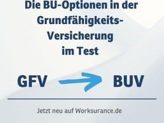 BU-Option in der Grundfähigkeitsversicherung